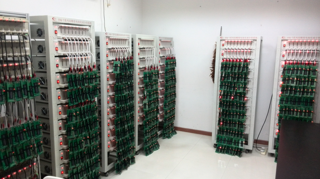 Shenzhen sourcing agent - smartphone LCD testing