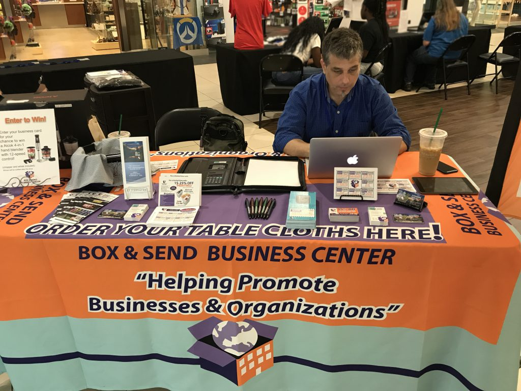 Box & Send Business Center Small Business Solutions