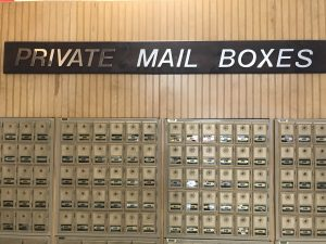 Private mailboxes